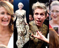 """""""Oscary 50+"""": Laura Dern, Meryl Streep i Helen Mirren skradły show młodszym koleżankom"""