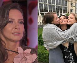 """Kinga Rusin zachwyca się córkami: """"To są obywatelki świata, mogą pracować wszędzie"""""""