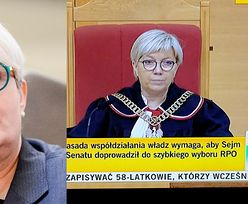 """TYLKO NA PUDELKU: Karolina Korwin Piotrowska komentuje wyrok TK w sprawie Adama Bodnara: """"SMUTNA DECYZJA"""""""