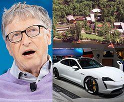 Domy, samochody, grunty, dzieła sztuki... - tym podzielą się przy rozwodzie Bill i Melinda Gatesowie! (ZDJĘCIA)