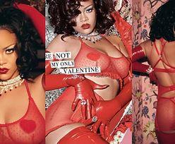 Drapieżna Rihanna w biżuterii za 8 milionów reklamuje bieliznę autorskiej marki (ZDJĘCIA)