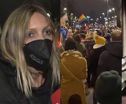 """Anja Rubik wspiera Polki w walce z Trybunałem Konstytucyjnym: """"Skazują rodziny na OGROMNE CIERPIENIE"""" (WIDEO)"""
