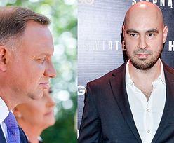 Jakub Żulczyk oskarżony o znieważenie prezydenta. Grozi mu DO 3 LAT WIĘZIENIA