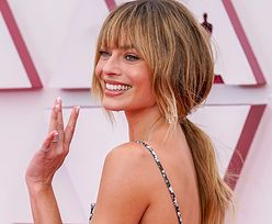 Oscary 2021: Margot Robbie zaskakuje SKROMNĄ kreacją (ZDJĘCIA)