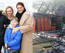 """""""Nasz Nowy Dom"""". Zbulwersowana Katarzyna Dowbor komentuje pożar wyremontowanego w jej show domu: """"Nie zostawimy ich w potrzebie!"""""""