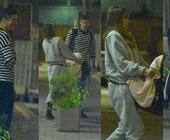 Biedna Anna Lewandowska w butach za 5 tysięcy dźwiga nosidełko (ZDJĘCIA)