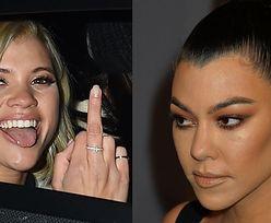 """Sofia Richie PRZESTAŁA OBSERWOWAĆ Kourtney Kardashian na Instagramie! """"Od lat gryzła się w język, ale ma dość protekcjonalnego traktowania"""""""