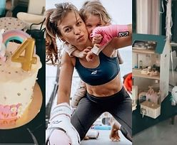 Klara Lewandowska świętuje 4. urodziny: masa prezentów, balonowe dekoracje i jednorożce... (ZDJĘCIA)