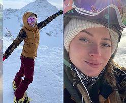 Marcelina Zawadzka z ukochanym Tomaszem zdobywają szwajcarskie szczyty (ZDJĘCIA)