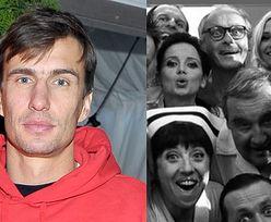 Jarosław Bieniuk wspomina zmarłego Krzysztofa Kowalewskiego, publikując stare zdjęcie z Anną Przybylską