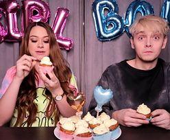 Sylwia Przybysz i Jan Dąbrowski jedzą babeczki i zdradzają PŁEĆ DRUGIEGO DZIECKA!