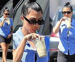 Byli partnerzy Scott Disick i Kourtney Kardashian spędzają razem czas na kawie w Malibu (ZDJĘCIA)
