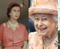 Tak wyglądało życie królowej Elżbiety poza służbą. Zabawy kamerą, kulig i harce z Filipem przy basenie (ZDJĘCIA)
