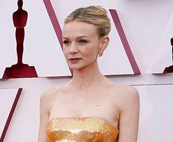 Oscary 2021: Carey Mulligan zachwyca w SPEKTAKULARNEJ sukni (ZDJĘCIA)