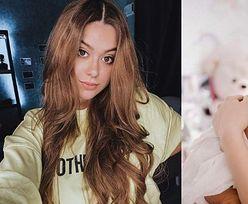 """Sylwia Przybysz wspomina pobyt córki w szpitalu: """"Płakałam ze zmęczenia i żalu"""""""