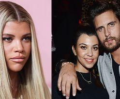 """Sofię Richie BOLĄ spekulacje o powrocie Scotta do Kourtney Kardashian? """"Wciąż PRZEŻYWA rozstanie"""""""