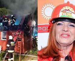 """""""Nasz nowy dom"""". Katarzyna Dowbor PONOWNIE pomoże rodzinie, której spłonął dom: """"Nie zostawi ich w potrzebie"""""""