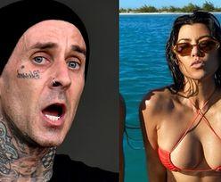"""Travis Barker upublicznił miłosny liścik od Kourtney Kardashian! """"ZNISZCZMY siebie nawzajem"""" (FOTO)"""