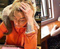 """Martyna Wojciechowska nie może się zobaczyć z przybraną córką przez koronawirusa: """"Kabulę dopadł smutek"""" (FOTO)"""