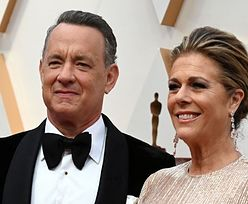 """Tom Hanks i jego żona ZARAŻENI KORONAWIRUSEM! """"Testy dały wynik pozytywny"""""""