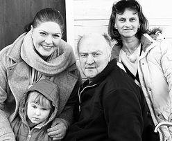 """Nie żyje uczestnik """"Nasz nowy dom"""". Katarzyna Dowbor żegna pana Wojciecha: """"Był świetnym tatą i dobrym mężem"""""""