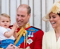 Książę Louis kończy 3 lata! Książę William i Kate Middleton opublikowali nowe zdjęcie syna (FOTO)
