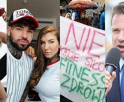 """Branża fitness protestuje przeciwko zamknięciu siłowni: """"Aktywność to odporność!"""" (ZDJĘCIA)"""