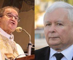 """Jarosław Kaczyński o Tadeuszu Rydzyku: """"Trzeba mu się KŁANIAĆ W PAS"""". Internauci przypominają, że lata temu nazwał jego bratową CZAROWNICĄ"""