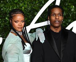 """Rihanna i ASAP Rocky są NIEROZŁĄCZNI. """"Od lat zabiegał o jej względy"""""""