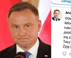 """Andrzej Duda komentuje śmierć Krzysztofa Krawczyka: """"MŁODZI NIE ZNAJĄ"""". Internauci oburzeni"""