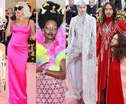 Gala MET 2019: Lady Gaga w czterech kreacjach, Katy Perry jako żyrandol, Jared Leto z obciętą głową (DUŻO ZDJĘĆ)