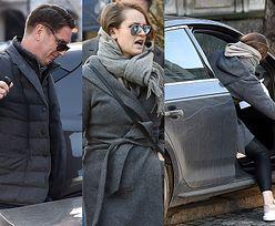 Tomasz Lis wozi córkę porysowanym autem (ZDJĘCIA)