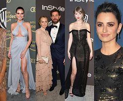 Tłum gwiazd na afterparty po Złotych Globach: Taylor Swift, Emily Blunt, Heidi Klum, Penelope Cruz, Nicole Scherzinger... (ZDJĘCIA)