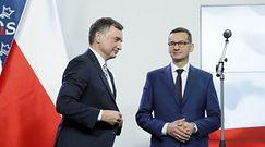 """Reforma OFE bez zgody Solidarnej Polski. Wiceminister: """"to przedrzeźnianie się"""""""