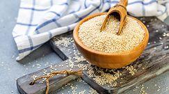 Lecznicze nasiona sezamu. Naukowcy zachwyceni wynikami badań