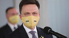 Szymon Hołownia jest prawdziwym liderem opozycji? Bronisław Komorowski dał do myślenia