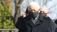 """Kaczyński to """"gangster, który każe kupić cegłę"""". Były szef MSZ na tym nie poprzestał"""