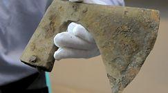 Bitwa pod Grunwaldem. Sensacja archeologiczna - odkryli topory bojowe z bitwy sprzed 600 lat