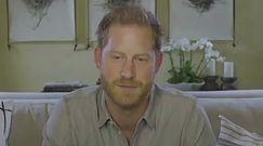 Książę Harry: Pandemia karą od Matki Natury
