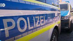 Niemcy. Mężczyzna twierdzi, że został pobity przez policję we własnym domu