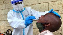 COVID-19 na Czarnym Lądzie. WHO podało nowe dane dot. pandemii