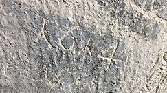 Tajemnicze napisy w katedrze. Pochodzą sprzed kilku wieków