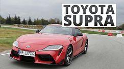 Toyota Supra - i co z tego, że z BMW?