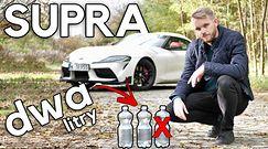Toyota Supra 2.0 - dodatkowy litr? Mnie już wystarczy