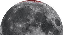 Księżyc rdzewieje. Naukowcy odkryli zaskakujący proces, który nie powinien tam zachodzić
