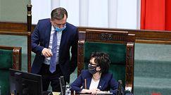Fundusz Odbudowy bez głosu Zbigniewa Ziobry. Radosław Fogiel wyjaśnia