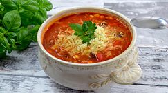 Zupa meksykańska. Pyszne danie jednogarnkowe