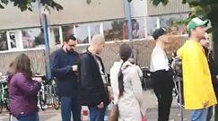 Wybory 2019. Polacy w kolejce do głosowania w Amsterdamie