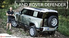 Land Rover Defender – musiało tak być, ale oby nie zaszło za daleko!