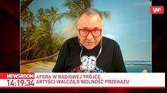 TVP. Jurek Owsiak o powrocie Jacka Kurskiego: To człowiek, który zafundował nam telewizję jakości pikniku